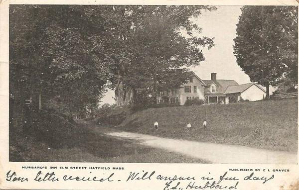 Hatfield Hubbard's Inn