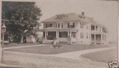 Hatfield Hatfield Lodge RPPC c1911
