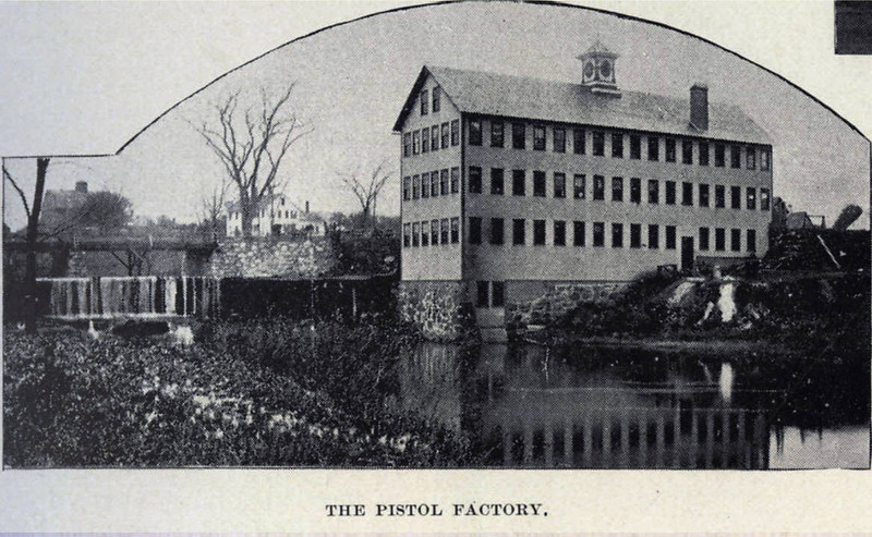 Hatfield Pistol Factory