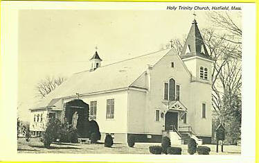 Hatfield Holy Trinity Church