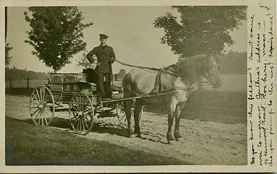 West Northfield Delivery Wagon