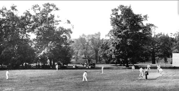 Cope Field, exact date unknown, likely after 1904