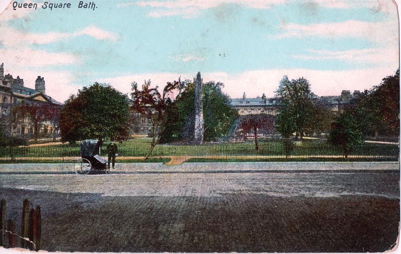 Bath Queen Square