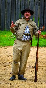Henricus Park, Civil War Living History '12