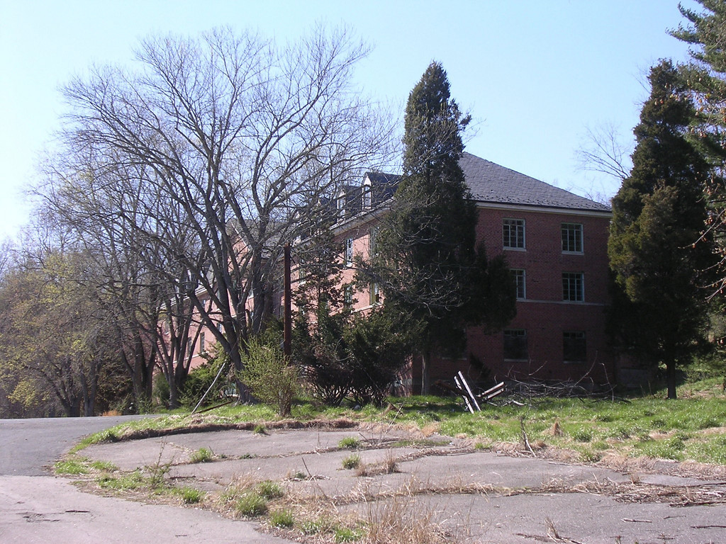 The administration building.<br /> <br /> 4-23-07