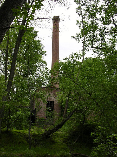 Another view of the power plant from the south side of the river.<br /> <br /> 5-10-06