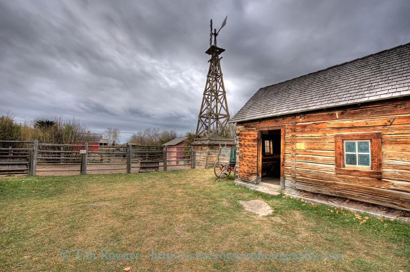 Heritage Park in Calgary