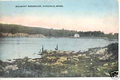 Hinsdale Fishing Belmont Reservoir