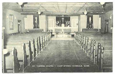 Hinsdale St Teresa Chapel