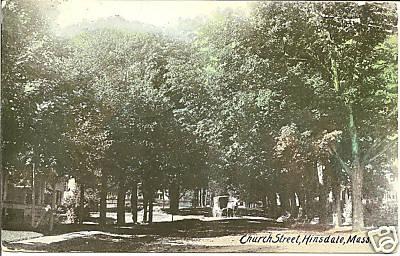 Hinsdale Church St