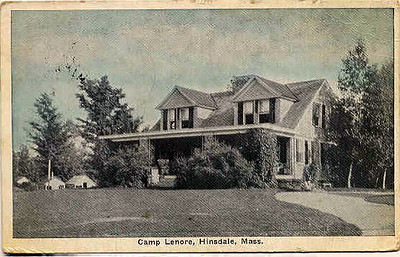Hinsdale Camp Lenore 1922