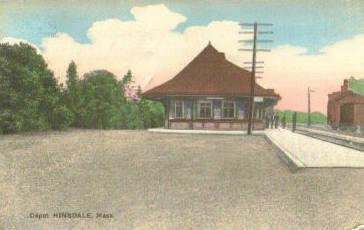 Hinsdale RR Station