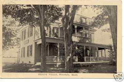 Hinsdale Shady Villa Inn