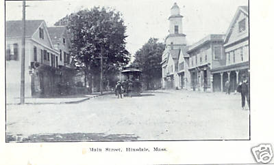 Hinsdale Main St
