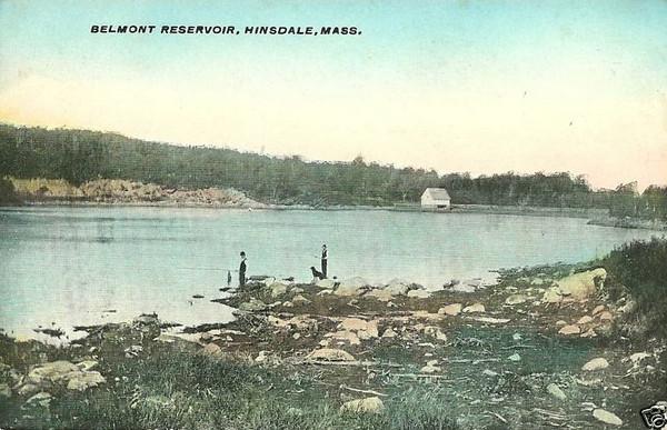 Hinsdale Belmont Reservoir