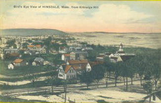 Hinsdale Bird's Eye View