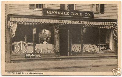 Hinsdale Hinsdale Drug Store