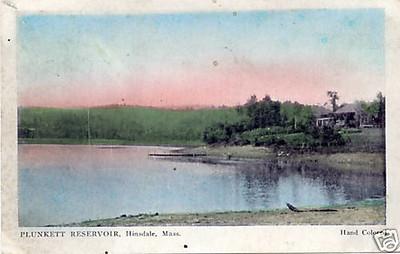 Hinsdale Plunkett Reservoir