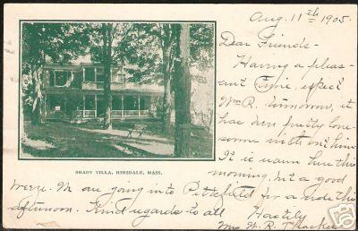 Hinsdale Shady Villa