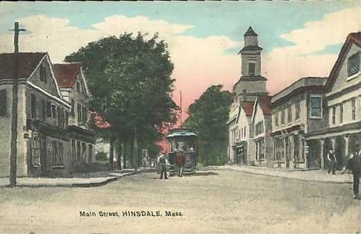 Hinsdale Main St