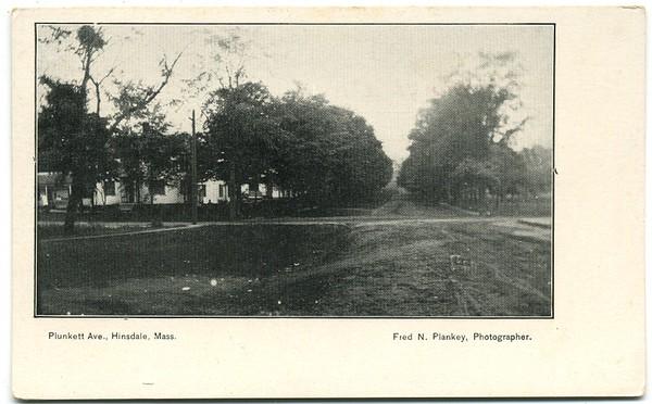Hinsdale Plunkett Ave