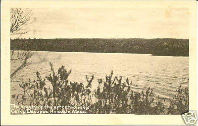 Hinsdale Camp Oesopus 1930's