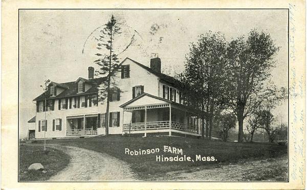 Hinsdale Robinson Farm