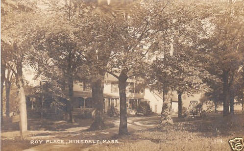 Hinsdale Roy Place