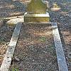Oak Grove Cemetery dBignon Grave BEFORE RESTORATION 02-12-16