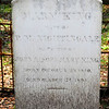 Mary King Nightingale<br /> Married to Phineas Miller Nightingale - born in 1810 - Daughter of John Alsop King and Mary King - Oak Grove Cemetary in downtown Brunswick, Georgia - Nightingale Plot
