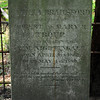 Camilla Brailsford Troup<br /> Daughter of Robert Troup and Mary R. Troup - Oak Grove Cemetary in downtown Brunswick, Georgia - Nightingale Plot