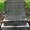 Caroline Couper Hazlehurst Huger<br /> Married Francis Kinloch Huger at Oak Grove Cemetary in downtown Brunswick, Georgia - Nightingale Plot - Notice husband's middle name and look at the spelling on his marker!