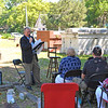 Oak Grove Cemetery Society Annual Membership Meeting and Iron Cross Dedication by the United Daughters of the Confederacy 05-06-17