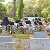 """Oak Grove Cemetery Society hosts """"Under the Oaks"""" Concert by the Coastal Brass Choir 05-21-16"""