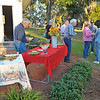 Oak Grove Cemetery Society Board Host Wine and Cheese Meet & Greet for the Friends of Hofwyl & Hofwyl Volunteer Hosts 11-16-17
