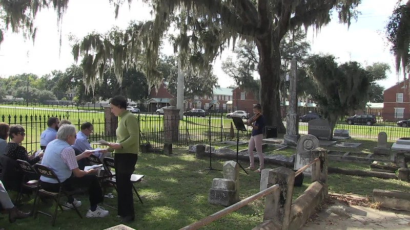 Oak Grove Cemetery Society - Rededication of the Jewish Section 11-03-19 Video Part One