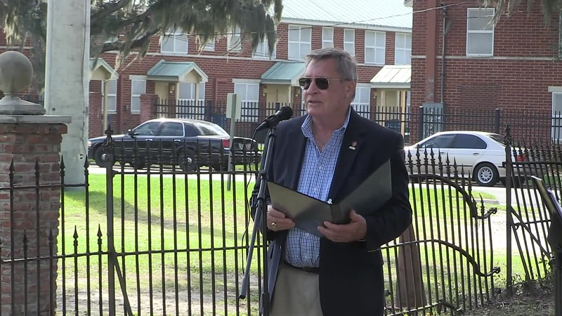 Oak Grove Cemetery Society - Rededication of the Jewish Section 11-03-19 Video Part Two
