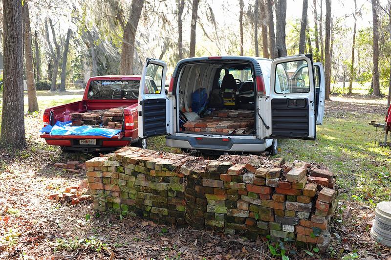 Oak Grove Cemetery Society Bricks 02-09-19