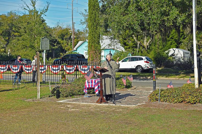 OGCS Wreaths Across America Wreath Laying 12-19-20