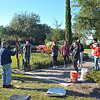 OGCS Cleanup with KGIB Volunteers from the Area Schools  12-02-20