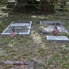 American Flags repositioned