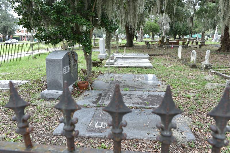Oak Grove Cemetery Block 1 Section A 09-23-15
