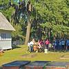 Oak Grove Cemetery Society Murder, Mayhem, and Madness Tour in Brunswick, Georgia 10-25-14