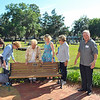 Dedication of Bench to the 90th Year of the Cherokee Garden Club