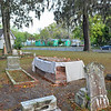 Oak Grove Cemetery Society sponsors Whitfield tombs restoration Update 04-06
