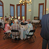 Oak Grove Cemetery Society Tea at the Old City Hall in Brunswick, Georgia Celebrating the Creation of the New Non-Profit Cemetery Organization 05-22-14