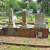Oak Grove Cemetery Society's Educational Tour headed by Guynel Johnson explaining Lilies, Rosebuds, Secret Societies and Lambs in Brunswick, Georgia 06-14-14