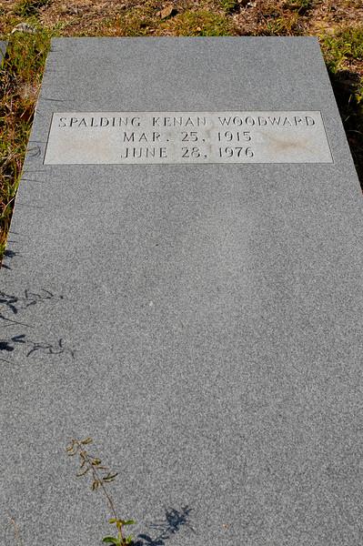 Woodard - Spalding Kenan Woodward b.1915 d.1976