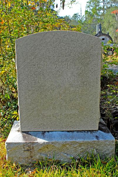 Wylly - W.C. Wylly b.1842 d.1923