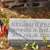 Wylly - Alexander W. Wylly b.1855 d.1870